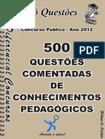 500 QUESTÕES