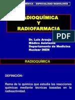 Radioquimica y Radiofarmacia