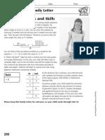 edm study link 9 11 family letter