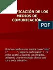Clasificacion de Los Medios de Comunicacion3