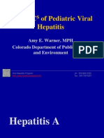 Amy Warner, MPH - The ABCs of Pediatric Viral Hepatitis