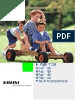 HiPath 1100 - Manual de Programação