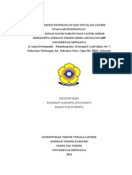 Tugas Teknik Penerangan Dan Instalasi Listrik