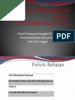 Pertemuan 10 Distribusi Probabilitas Bag 2