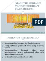 BIOFARMASETIK REKTAL