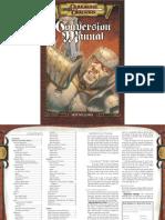D&D 3rd Edition Conversion Manual