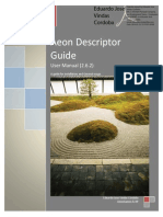 Æon Descriptor User Manual