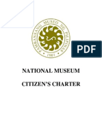 National Museum Charter