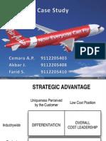 Case Study Air Asia