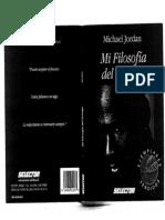 Mi Filosofia Del Triunfo M.jordan