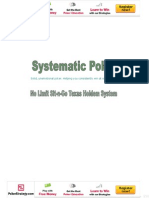 10 - Systematic Poker No Limit Sit-N-Go Texas Holdem System