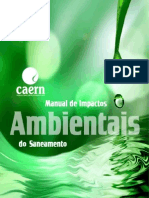 Manual de Impactos Ambientais - CAERN