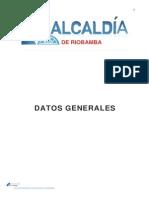 Plan de Desarrollo Cantonal Actualizado