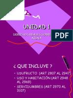 Unidad 1 Derechos Reales Sobre Cosa Ajena 1230327342704185 2