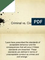 criminal v civil