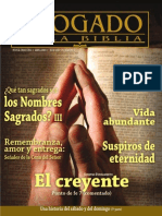 Abogado de la Biblia 2do. Trimestre 2014