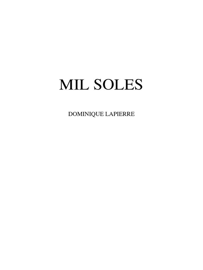 e70de0d64 Dominique Lapierre - Mil-Soles