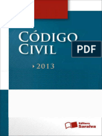 Codigo Civil 2013