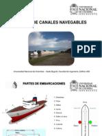 Aplicación Civil Canales Navegables