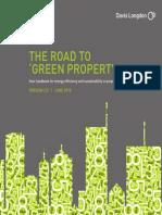 Davis Langdon Road to Green Building Handbook 2010