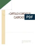 Capitulo II Cargas 2013 -II
