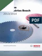 Catalogo Todos Acessorios Para Equipamentos Bosch