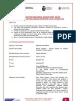 Contenido y Cronograma PUENTES Milan - Bs As