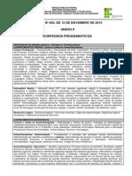 Edital 005-2013 - Docentes - Anexos