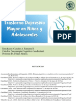 depresion infanto-juvenil