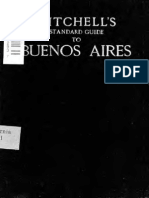 Mitchell's Standard Guide to Buenos Aires