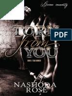 Nashoda Rose - Serie Tear Asunder - 1 Torn From You