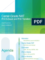 Carrier Grade NAT