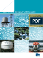 Your Private Drinking Water Supply