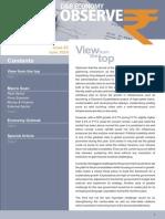 D&B Economy Observer June 2014 Issue 85