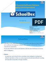 SchoolDex - Best School Management Software in Arizona, Idaho & Philippines