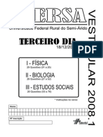 Ufersa20081 Terceiro Dia Prova