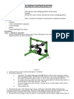 physics lab report- centripetal acceleration