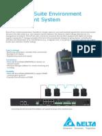 Delta InfraSuite Environment Management System - EnviroProbe