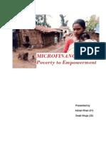 Microfinance II