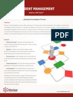 Maclear EGRC Suite Incident Management