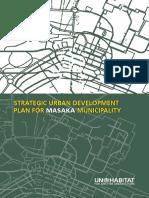 Strategic Urban Development Plan for Masaka Municipality