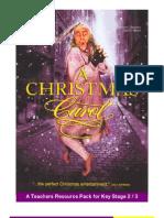 A Christmas Carol Teachers' Resource Pack