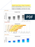 Designed Quality Excel Chart Templates 2