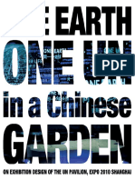 One Earth, One UN in a Chinese Garden
