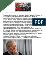 Noticias Uruguayas 20 de Junio 2014