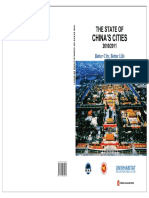 State of China Cities 2010/2011
