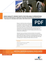 Business White Paper OEM Spare Parts 2014