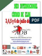 Informacion y Guia Del XIII Torneo 2014