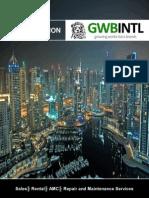 GWB International Profile (1JAN14)