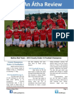 Ballina Review Volume 10 June 2014